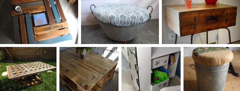 mobilier up cycling